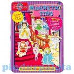 Készségfejlesztő - Ügyességi játék - T.S. Shure mágneses hercegnők tündérek balerinák