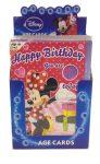 Kártya+WD Happy Birthday üdvözlőlap