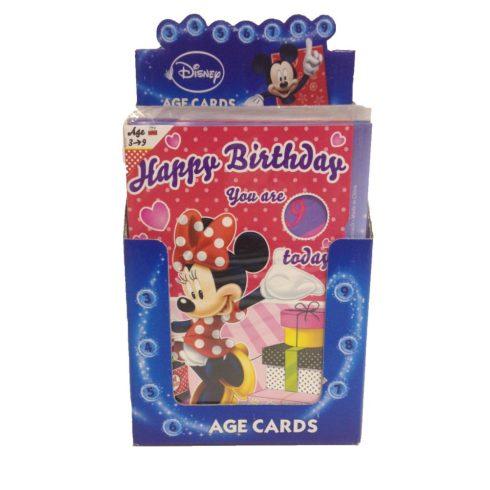 Szülinapi képeslap - Happy Birthday kártya