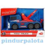 Műanyag járművek - Tow Truck Vontatós autó Dickie