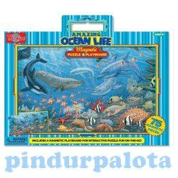 Gyerek Puzzle - Kirakósok - Mágneses puzzle óceán világa TS-Shure