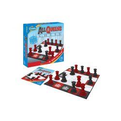 Logikus gondolkodás fejlesztő játékok - Thinkfun All Queens Chess - Sakk készlet