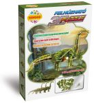 3 D-s puzzle - Felhúzható puzzle, diplodocus