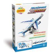 3 D-s puzzle - 3 Dimenzióban megjelenő összerakós játékok - 3D felhúzható puzzle személyszállító rep