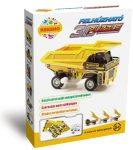 3D puzzle - Felhúzható teherautó