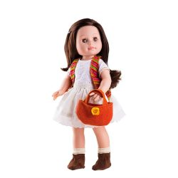 Játékbabák- Hajas baba Emily Soy Tu Paola Reina