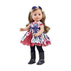 Játékbabák - Játékbaba Emma Paola Reina 45 cm