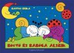 Mesekönyv - Bogyó és Babóca alszik - 2-5 éveseknek - Pagony