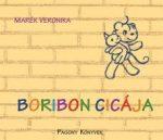 Mesekönyv - Boribon cicája - 2-5 éveseknek - Pagony