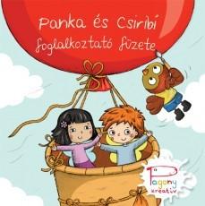 Foglalkoztató füzet - Panka és Csiribirí - 4-8 éveseknek - Pagony