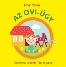 Mesekönyv - Az ovi-ügy - 2-5 éveseknek - Pagony