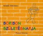 Mesekönyv - Boribon születésnapja - 1-4 éveseknek - Pagony