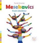 Kreatív könyvek - Mesekavics kreatív alkotókönyv - 5-12 éveseknek - Pagony
