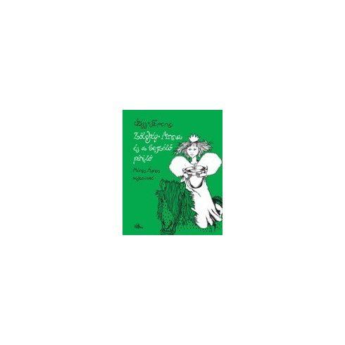 Mesekönyv - Zöldség Anna - 5-10 éveseknek - Pagony