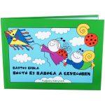 Mesekönyvek gyerekeknek - Bogyó és Babóca a levegőben