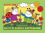 Mesekönyvek gyerekeknek - Bogyó és Babóca kertészkedik