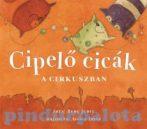 Mesekönyvek gyerekeknek - Cipelő cicák a cirkuszban