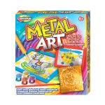 Rajzkészség fejlesztő játékok - Creative Kids Metal Art kreatív játék