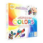 Rajzkészség fejlesztő játékok - Speed Colors
