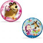 Labdák - Játékok gyerekeknek - Masha és a medve gumilabda 230mm