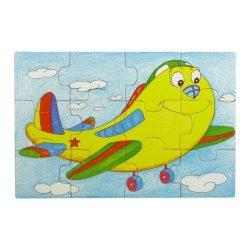 Puzzle kirakók - Puzzle repülős