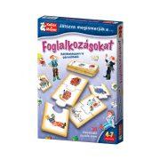 Társasjátékok gyerekeknek - Keller Mayer - Játszva megismerjük a foglalkozásokat