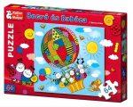 Gyerek puzzle - Keller&Mayer - Bogyó és Babóca