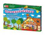 Társasjátékok gyerekeknek - Kooperációs társasjáték - Bogyó és Babóca Cseresznyéskert - Keller Mayer