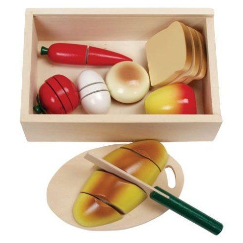 Konyhai játékok - Szeletelhető reggelifélék
