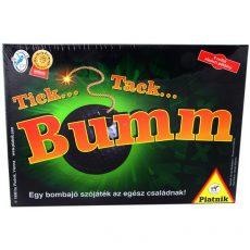 Tick Tack Bumm társasjáték - Piatnik
