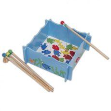 Készségfejlesztők - Ügyességi játékok - Mágneses horgászjáték