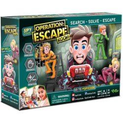 Stratégiai játékok - Szabadulós szoba junior - Operation Escape Room