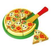 Szerepjátékok - Játékkonyhák - Pizza papír dobozban