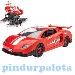Autós szerelős játékok - Revell JUNIOR KIT Versenyautó