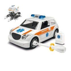 Autós szerelős játékok - Revell JUNIOR KIT Orvosi ügyelet