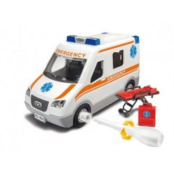 Autós szerelős játékok - Revell JUNIOR KIT Mentőautó