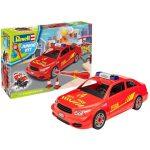Autós szerelős játékok - Revell JUNIOR KIT Tűzoltó autó