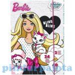 Foglalkoztató könyvek, füzetek - Barbie foglalkoztató füzet