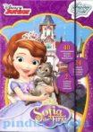 Foglalkoztató könyvek, füzetek - Sofia Hercegnős foglalkoztató készlet