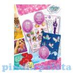 Foglalkoztató könyvek, füzetek - Disney Hercegnők foglalkoztató készlet