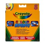 Írószerek - Táblafilc 8db Crayola