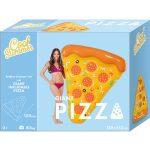 Fürdős Játékok - Strand játékok - Felfújható óriás pizza