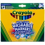 Írószerek - Herlitz - Pelikán - Ico - Crayola - Filctoll mosható 12db-os Crayola