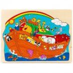 Puzzle - Kirakó - Noé bárkája 29 darabos