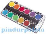 Kreatív felszerelés - Festékek - Vízfesték - Herlitz 12 szín