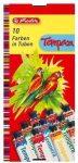 Írószerek - Iskolaszerek - Festékek - Tempera Herlitz