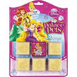 Nyomdák, pecsétek - Disney Hercegnők állatai nyomda készlet Palace Pets