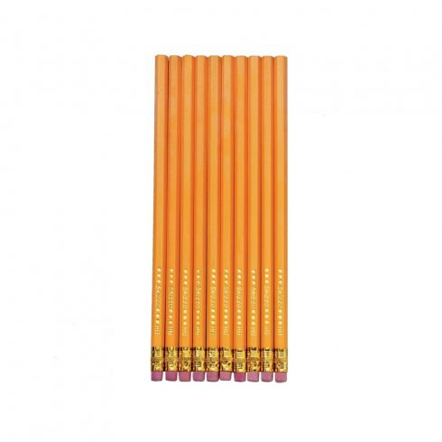 Íróeszközök - Herlitz grafit ceruza készlet 10