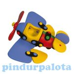 Játékrepülők gyerekeknek - készségfejlesztő játékok - Építőjáték kis repülő pillangó mic-o-mic