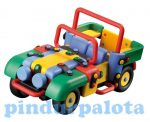 Készségfejlesztő játékok - Összeszerelős Mic-o-mic jeep